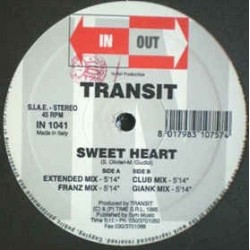 Transit ‎– Sweet Heart