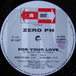 Zero PH ‎– For Your Love