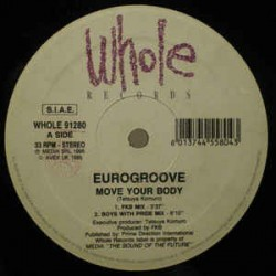 Eurogroove ‎– Move Your Body