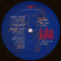 Celine – Don't Stop