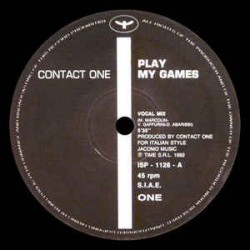 Contact One - Play My Games