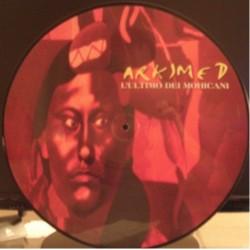 Arkimed - L'Ultimo Dei Mohicani(PICTURE DISC ORIGINAL,NUEVO¡¡ PELOTAZO 90'S¡¡ COPIA UNICA)