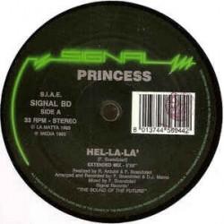 Princess – Hel-La-La Princess – Hel-La-La (SONIDO ACTV)
