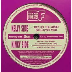 The Dub Funkster – Get Off The Street (SONIDO ACTV JORGE ZAMORA)