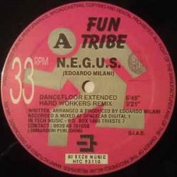Fun Tribe – N.E.G.U.S.