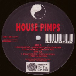 House Pimps ‎– Zulu Nation