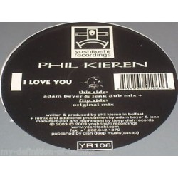 Phil Kieran – I Love You