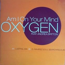 Oxygen Feat. Andrea Britton – Am I On Your Mind (D.Ramirez remix)
