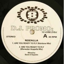 Rozalla ‎– Are You Ready To Fly