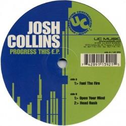 Josh Collins – Progress This EP