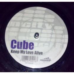 Cube - Keep My Love Alive(2 MANO,JOYITAAAAAA¡¡)
