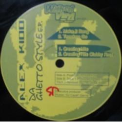 Alex Kidd – Da Ghetto Style EP