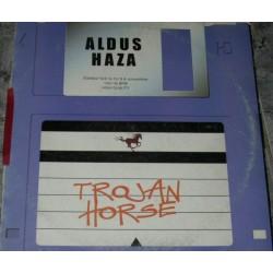 Aldus Haza - Trojan Horse(DISCO NUEVO¡¡ OTRA JOYA CHOCOLATERA/COLISEUM¡¡ COPIA UNICA¡)