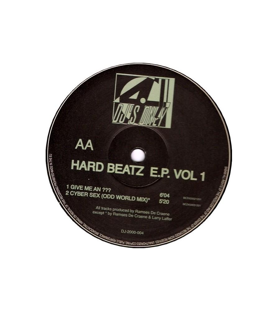 Hard Beatz – Hard Beatz E.P. Vol 1