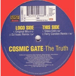 Cosmic Gate ‎– The Truth (DANCE FACTORY)