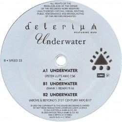 Delerium Featuring Rani – Underwater (BEAM TRAXX)