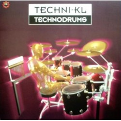 Techni-KL - Technodrums(DISCAZO DE JORDI ROBLES¡¡ PELOTAZO CATEDRAL¡¡)