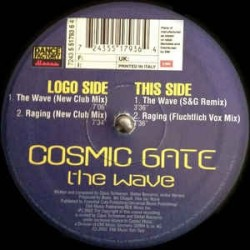 Cosmic Gate ‎– The Wave (DANCE FACTORY)