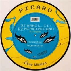 DJ Arne L. II + DJ Mirko Milano presents Picard – Assimilation / Regeneration