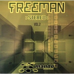 Freeman ‎– Stereo Vol. 2