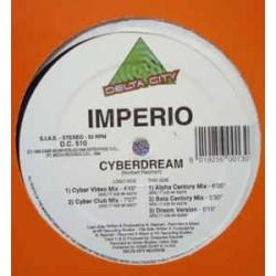 Imperio – Cyberdream (2 MANO,COPIA IMPORT COMO NUEVA¡¡ BUSCADISIMO¡¡¡)