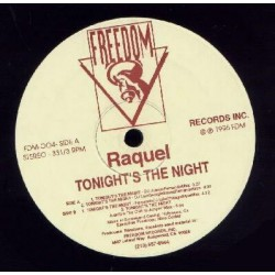 Raquel – Tonight's The Night