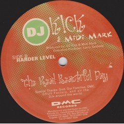 DJ Kick & Midi Mark ‎– The Real Beautiful Day