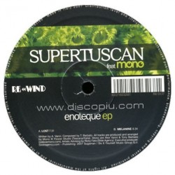 Supertuscan ‎– Enoteque EP (TECHNO-MINIMAL)