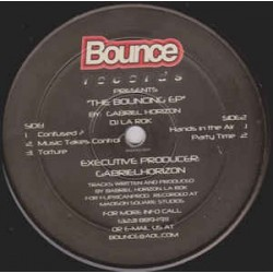 Gabriel Horizon & DJ La Rok ‎– The Bouncing EP