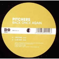 Pitchers ‎– Back Once Again