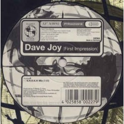 Dave Joy ‎– First Impression