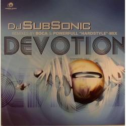DJ SubSonic – Devotion (Remixes)