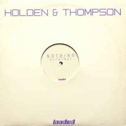Holden & Thompson ‎– Nothing (Remixes)