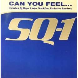 SQ-1 – Can You Feel (Remixes)