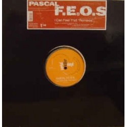 Pascal F.E.O.S. ‎– I Can Feel That (Remixes)