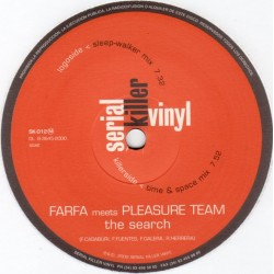 Farfa Meets Pleasure Team ‎– The Search