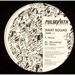 Swat-Squad – Mania EP