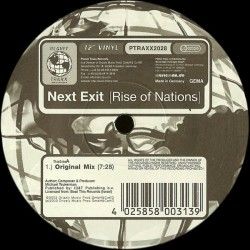 Next Exit ‎– Rise Of Nations (MELODIÓN¡ RECOMENDADO DJ PATRY)