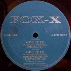 Fox-X ‎– Give It Up