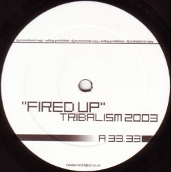 Funky Green Dogs / Thimo US ‎– Fired Up / Drums On Fire