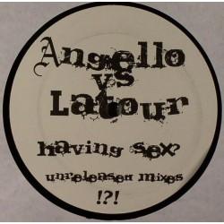 Angello vs. LaTour – Having Sex? (Unreleased Mixes)