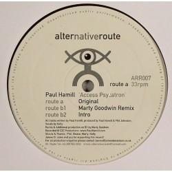 Paul Hamill – Access Psycatron