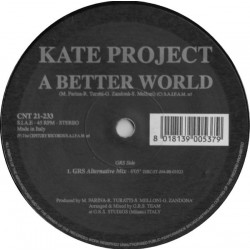 Kate Project – A Better World