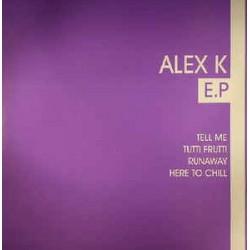 Alex K – EP