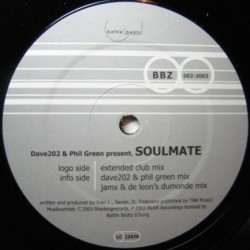 Dave202 & Phil Green Present. Soulmate – Moments Of Silence