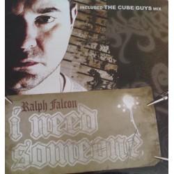 Ralph Falcon – I Need Someone (C90 RECORDS)