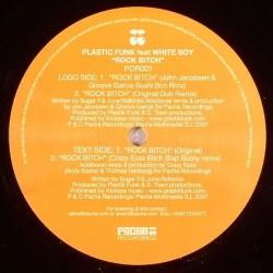 Plastic Funk Feat. White Boy – Rock Bitch