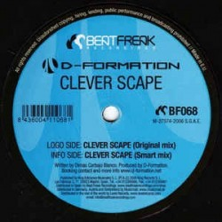 D-Formation ‎– Clever Scape