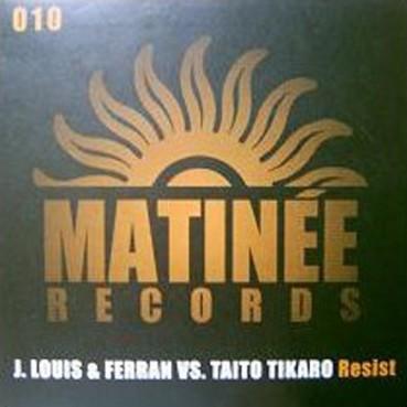 J. Louis & Ferran Vs. Taito Tikaro – Resist