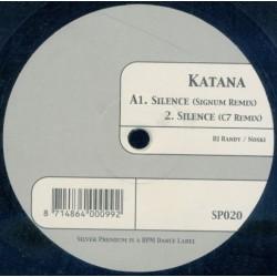 Katana – Silence